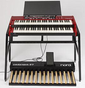 Электроорган Clavia Nord C2 Combo Organ