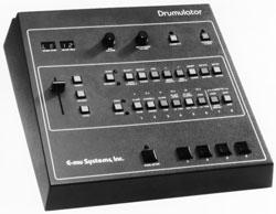 Драм-машина E-MU Drumulator