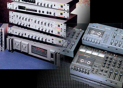 Специализированное оборудование для ди-джеев VESTAX