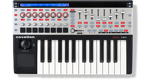 MIDI-контроллер Novation 25 SL Mk II
