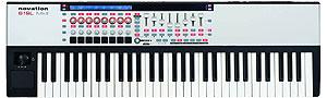 MIDI-контроллер Novation 61 SL Mk II