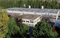 Фабрика по производству ADAM