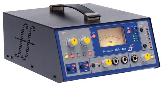 Классический аналоговый одноканальный микрофонный предусилитель ISA One