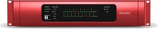 Интерфейс Focusrite RedNet1