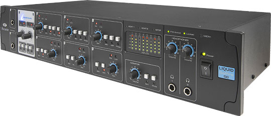 Многоканальный FireWire аудиоинтерфейс FOCUSRITE Liquid Saffire 56