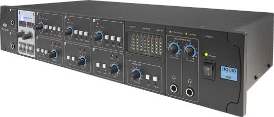 Многоканальный FireWire аудиоинтерфейс FOCUSRITE Liquid Saffire 56