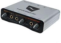 внешняя звуковая карта интерфейс USB 2.0 аналоговые аудиовыходы: стерео стандарт профессиональной работы со звуком...