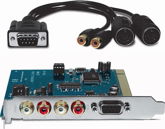 M-Audio Audiophile 2496 купить в интернет магазине AllTime.ru
