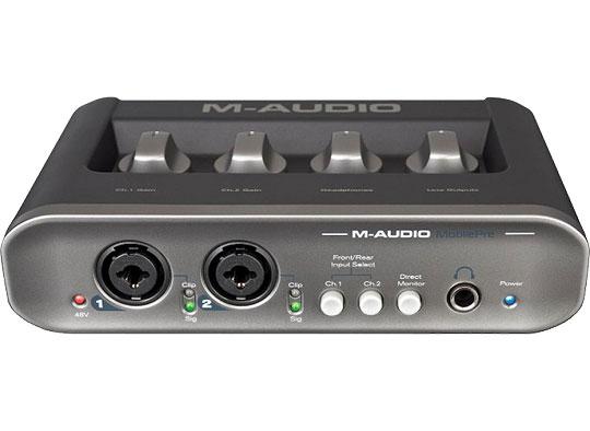 M-Audio Mobile Pre Mk ll MP9 купить в интернет магазине AllTime.ru