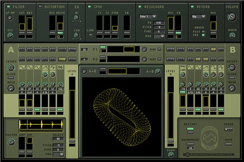 GENERATOR Native Instruments