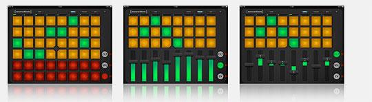 Ipad приложение для Launchpad S