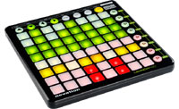 MIDI-контроллер для ди-джеев Novation Launchpad