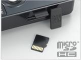 Слот для SD-карты стерео-рекодера zoom H1/