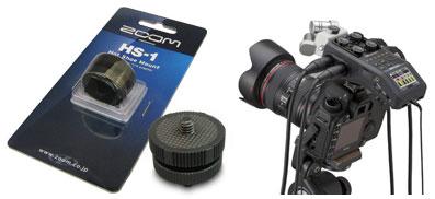 Дополнительный комплект принадлежностей HS-1 Горячий башмак для диктофона Zoom H6