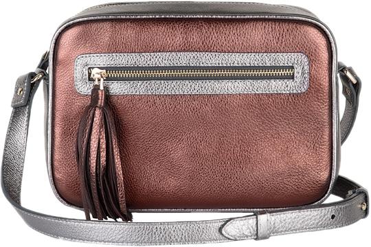 Кожаные сумки Avanzo Daziaro 018-1016BRGR