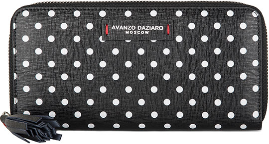цена Кошельки бумажники и портмоне Avanzo Daziaro 019-1008PDB онлайн в 2017 году