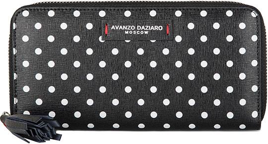 Кошельки бумажники и портмоне Avanzo Daziaro 019-1008PDB le ragazze di st barth мини юбка