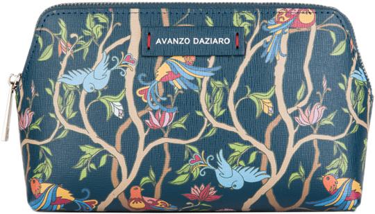 Косметички Avanzo Daziaro 019-1026EG12 ремни avanzo daziaro ремень с прямоугольной пряжкой