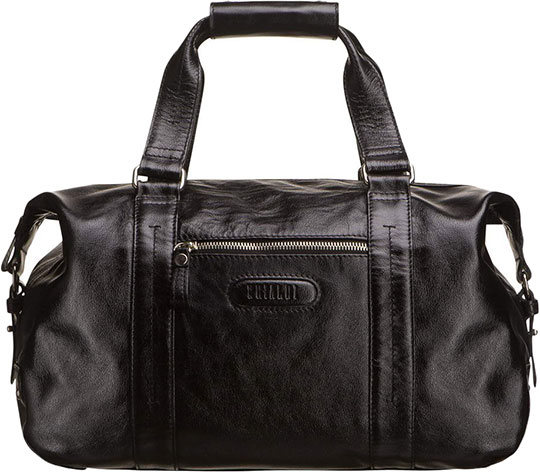 Кожаные сумки Brialdi ADELAIDE-shiny-bl сумка через плечо brialdi business norman norman shiny black