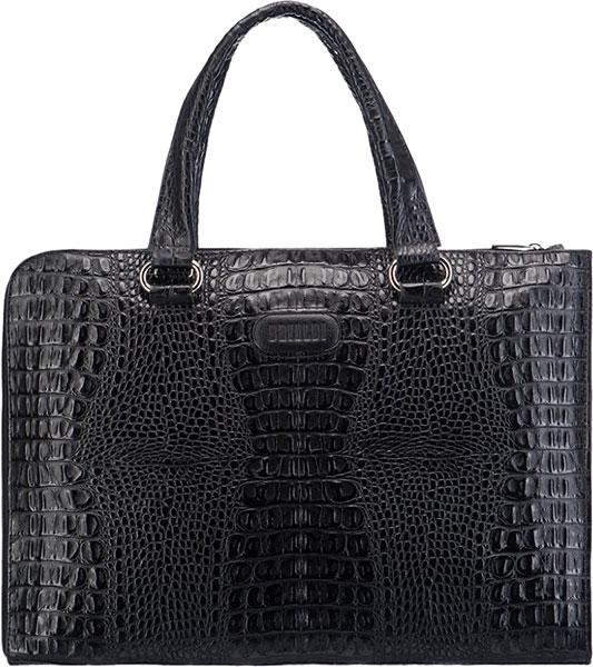 Кожаные сумки Brialdi AISA-croco-bl