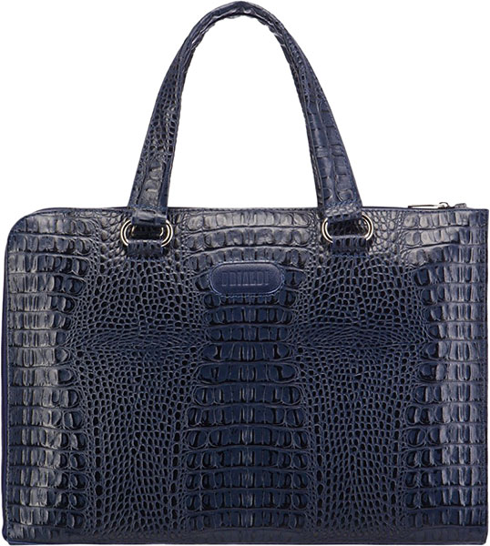 Кожаные сумки Brialdi AISA-croco-navi кожаные сумки brialdi lincoln navi