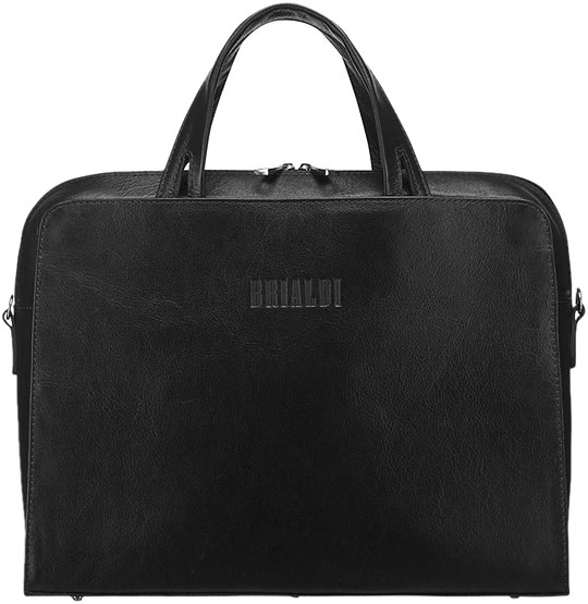 Кожаные сумки Brialdi ALICANTE-bl