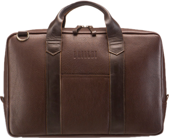 цена Кожаные сумки Brialdi ATENGO-br онлайн в 2017 году