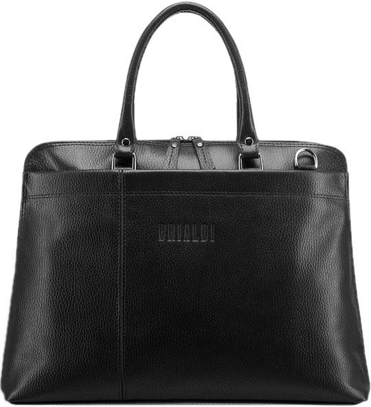 Кожаные сумки Brialdi AUGUSTA-relief-bl цена и фото
