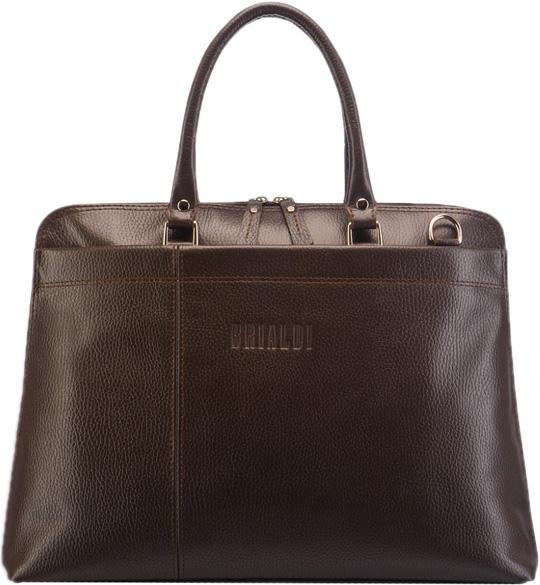 Кожаные сумки Brialdi AUGUSTA-relief-br