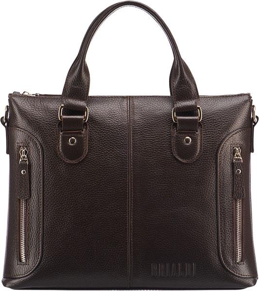 Кожаные сумки Brialdi ABETONE-relief-br цена и фото