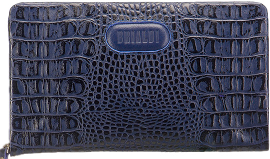 Клатчи Brialdi BELL-croco-navy lucky john croco spoon big game mission 24гр 004