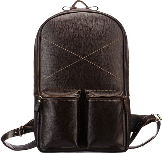 Рюкзаки Brialdi BISMARK-relief-br рюкзаки zipit рюкзак shell backpacks