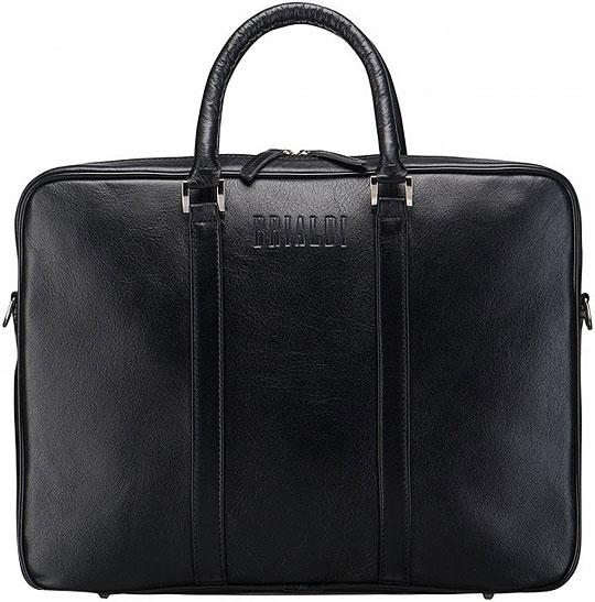 Кожаные сумки Brialdi BORNO-bl