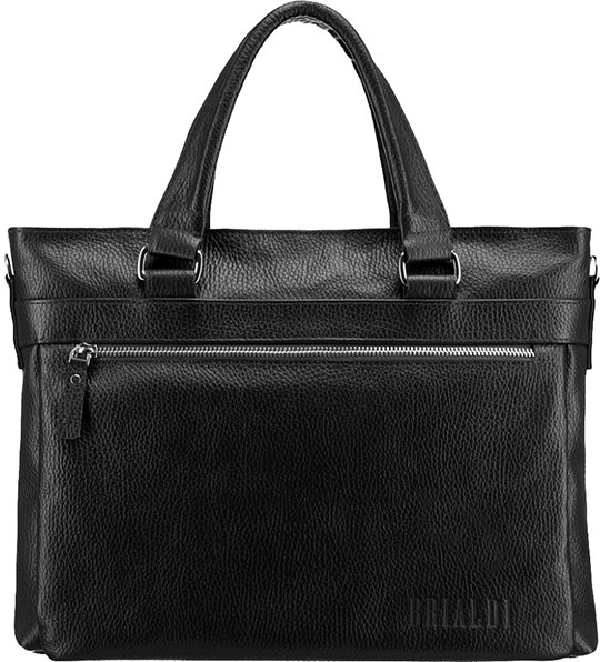 Кожаные сумки Brialdi BOSCO-relief-bl
