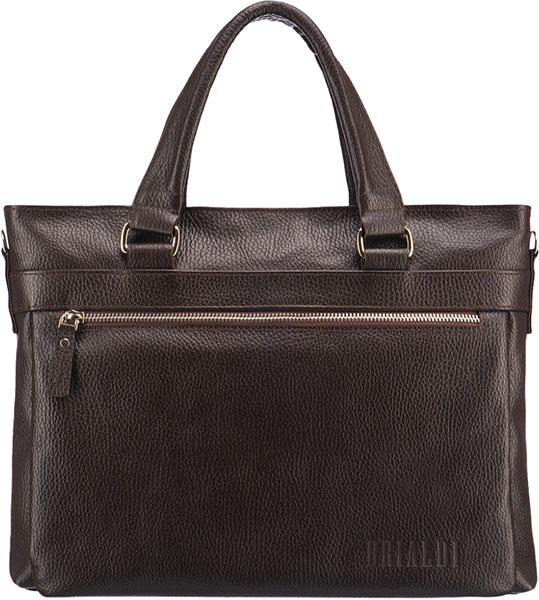 Кожаные сумки Brialdi BOSCO-relief-br