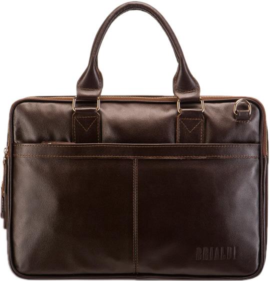 Кожаные сумки Brialdi CAORLE-br