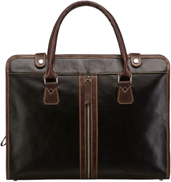 Кожаные сумки Brialdi CARRARA-bl от AllTime