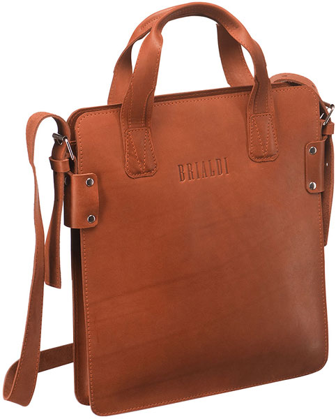 Кожаные сумки Brialdi CATANIA-red кожаные сумки brialdi king relief br
