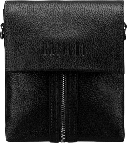 Кожаные сумки Brialdi CAMPI-relief-bl