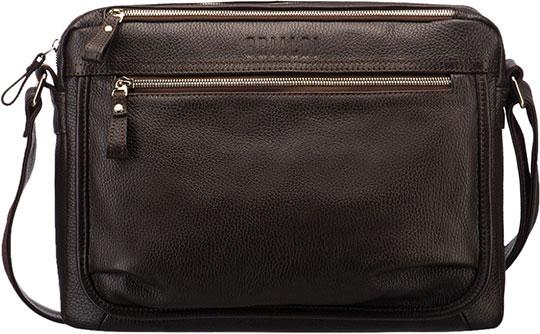 где купить Кожаные сумки Brialdi CAVE-relief-br по лучшей цене