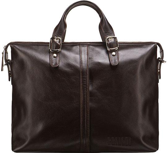 Кожаные сумки Brialdi DENVER-br