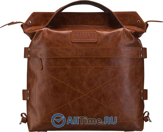 Кожаные сумки Brialdi DERBY-red