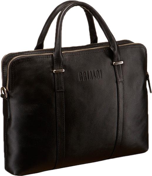 Кожаные сумки Brialdi DURANGO-bl
