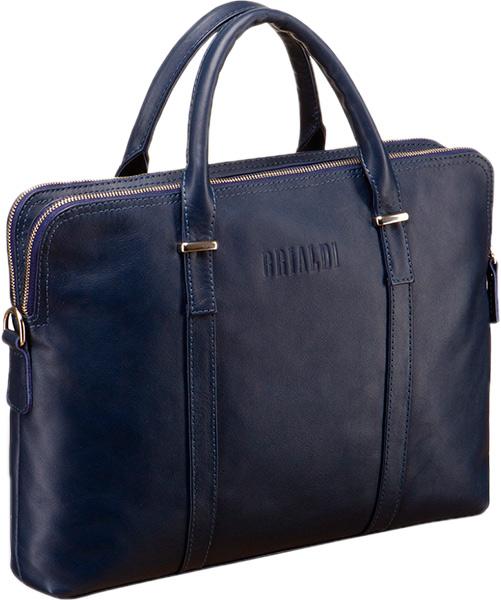 Кожаные сумки Brialdi DURANGO-navi