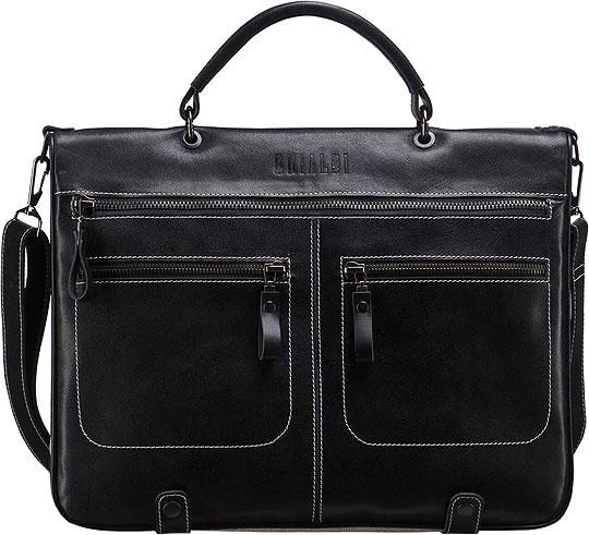 Кожаные сумки Brialdi DUDLEY-bl