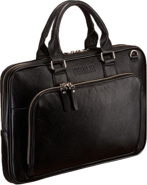 Кожаные сумки Brialdi FAIRFAXE-bl