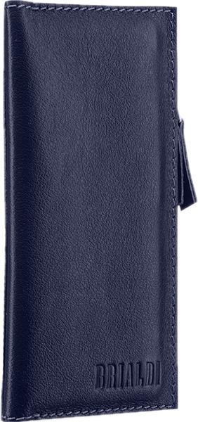 Кошельки бумажники и портмоне Brialdi FERMO-navi кошельки mano портмоне для авиабилетов