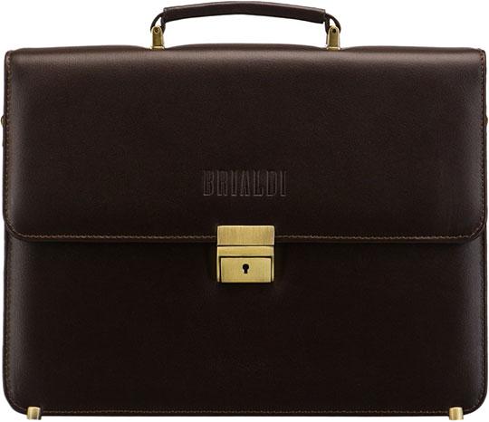 Портфели Brialdi FLEMING-br сумка hidesign business fleming 03 fleming 03 brown