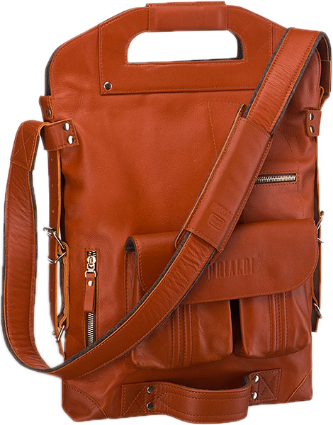 Кожаные сумки Brialdi FLINT-whiskey