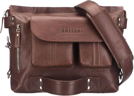 Кожаные сумки Brialdi FULLERTON-relief-rust кожаные сумки brialdi lagrange relief bl